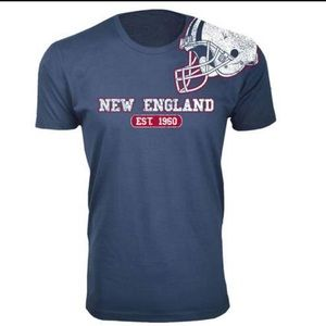 Other - New England Football Helmet t-shirt Cotton B0051